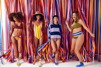 Aerie's swimwear collection is made from 1.2 million plastic bottles.