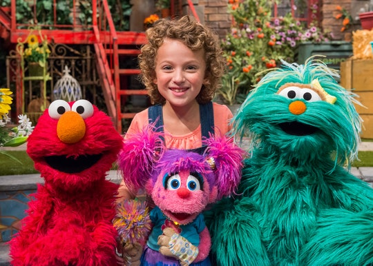 New 'Sesame Street' character Charlie is a military child whose family just moved to town