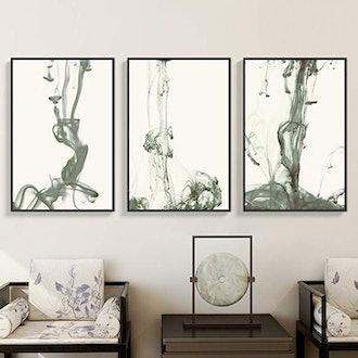 NWT Framed Canvas Wall Art