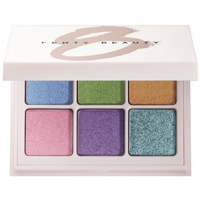 Snap Shadows Mix & Match Eyeshadow Palette in 8 Pastel Frost