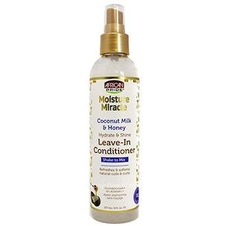 Coconut Milk & Honey Leave-In Conditioner