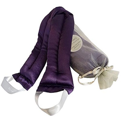 Victoria's Lavender Luxury Microwavable Aromatherapy Lavender Neck Wrap