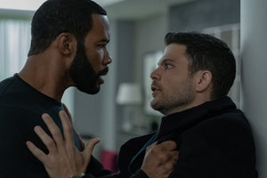 Proctor and Ghost fight in Power Season 6