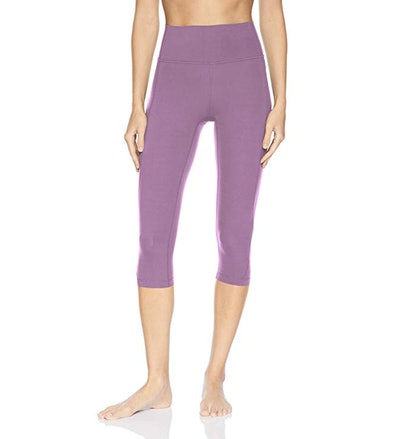 Core 10 Women's 'Nearly Naked' Lightweight Capri Leggings