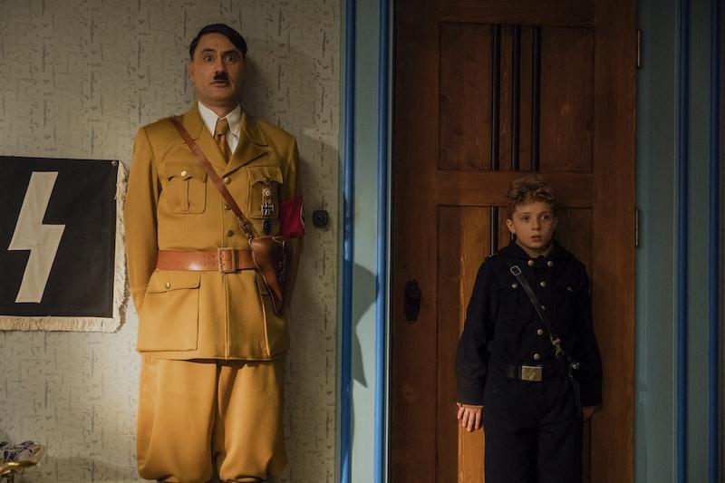 'Jojo Rabbit' Taika Waititi and Roman Griffin Davis