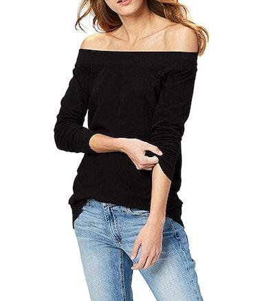 Daily Ritual Women's Cold Shoulder Tunic