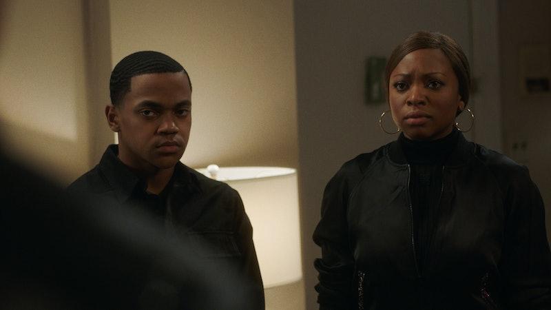 Tariq and Tasha in Power Season 6