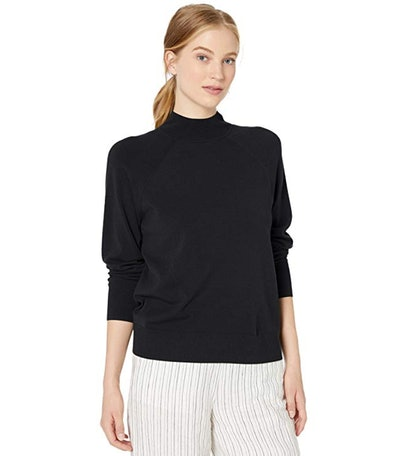 Mockneck Pullover Sweater Daily Ritual Women's