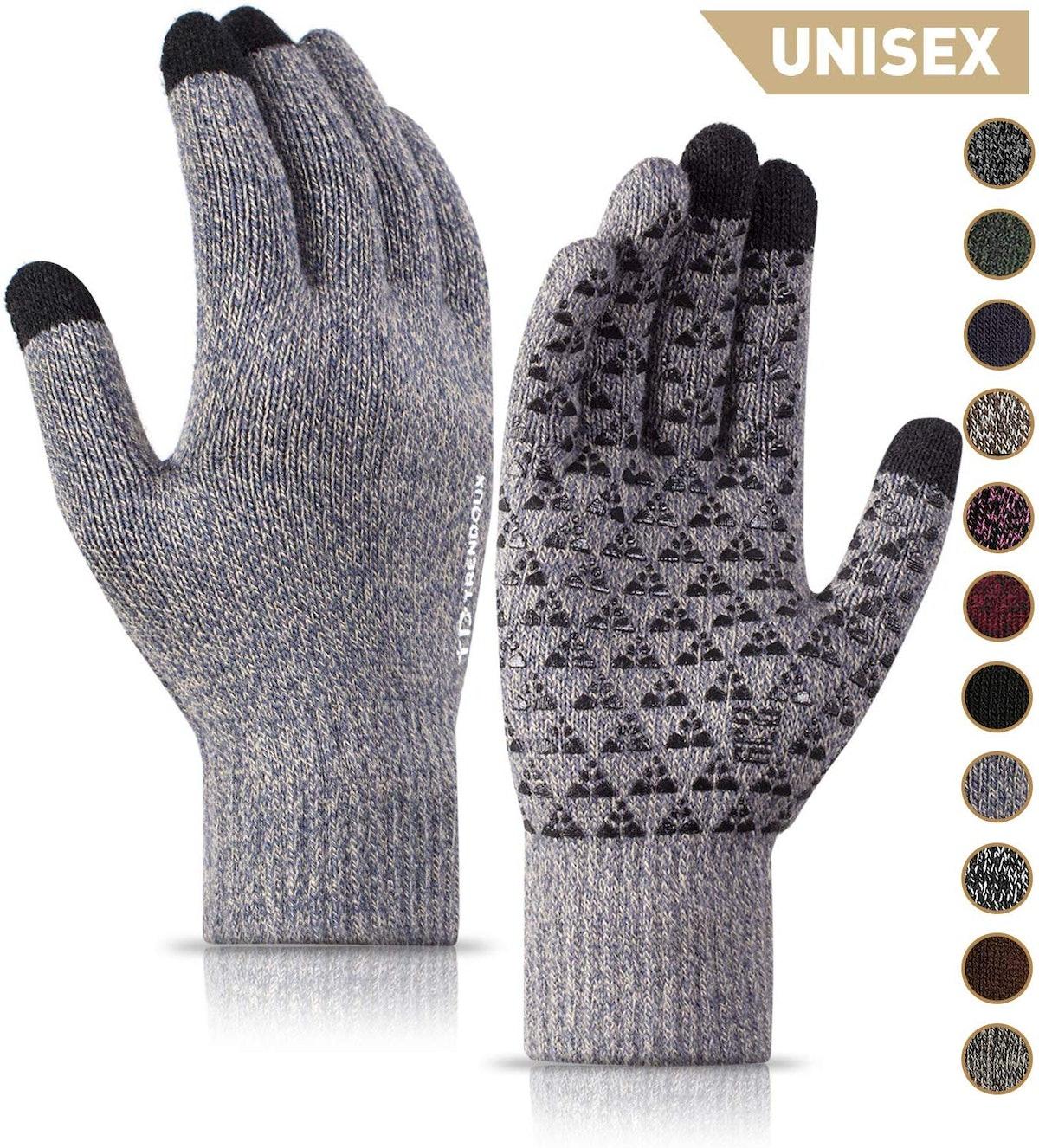TRENDOUX Winter Gloves
