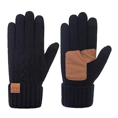 Alepo Winter Wool Warm Gloves
