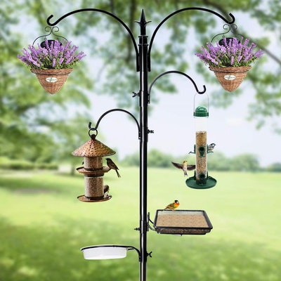 Yosager Premium Feeder And Plant Hanging Station