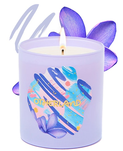 Dreamlight candle