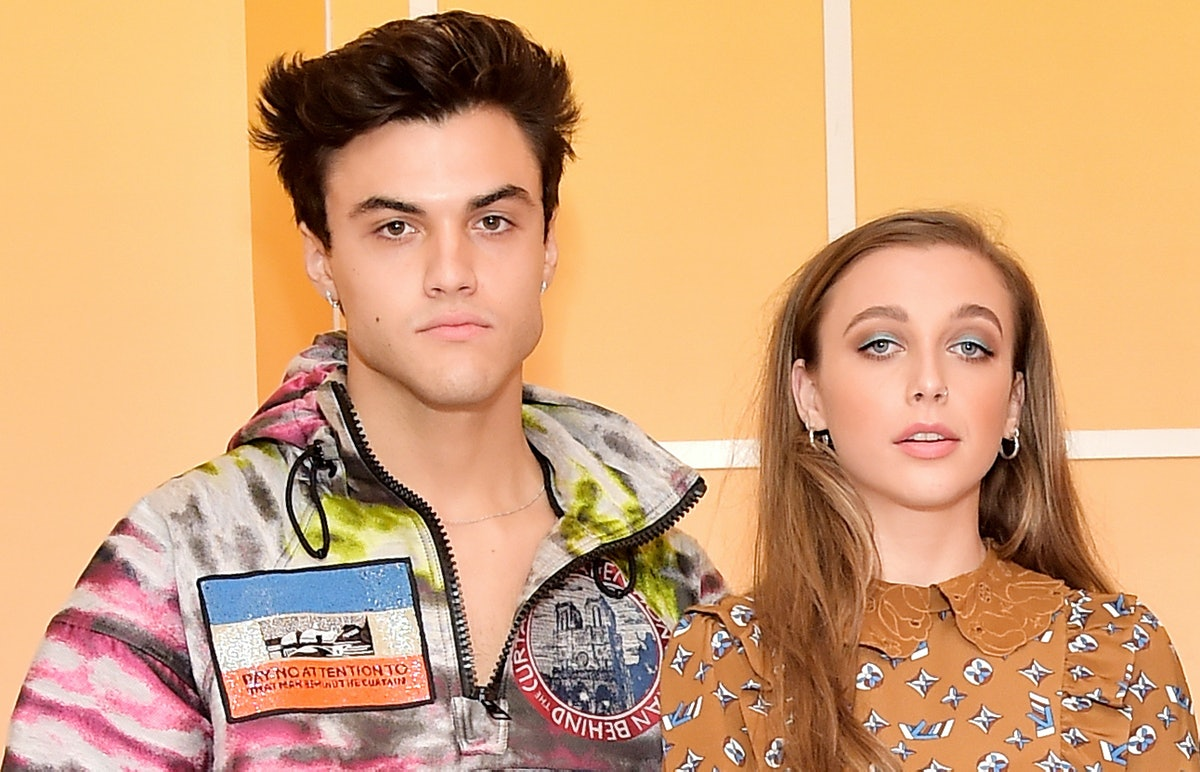 Emma Chamberlain and Ethan Dolan's rumored relationship timeline is complicated