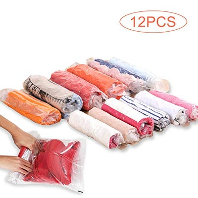 VacBest Compression Bags (12-Pack)