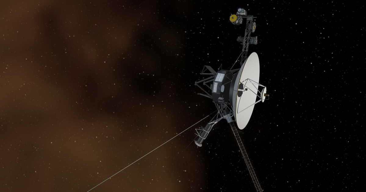 NASA brings Voyager 2 fully back online, 11.5 billion miles from Earth