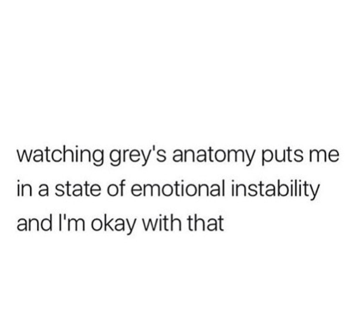 'Grey's Anatomy' meme
