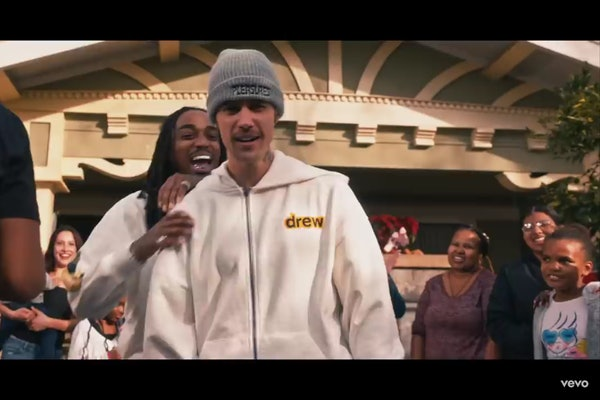"Justin Bieber ""Intentions"" music video"