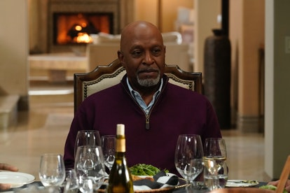 Karev texted Maggie's job offer to Webber (James Pickens Jr.) on 'Grey's Anatomy.'