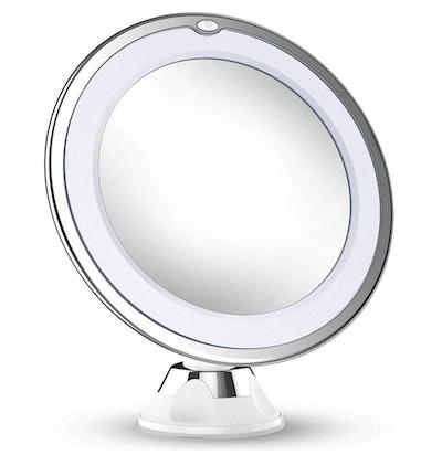 Vimdiff Makeup Mirror