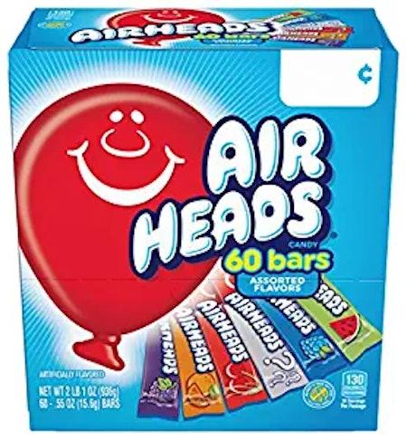 60-Count Air Heads Box