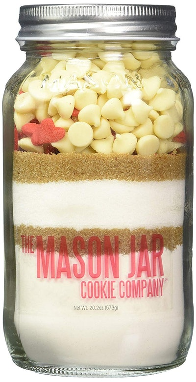The Mason Jar Cookie Company Cookie Mix, I Love You
