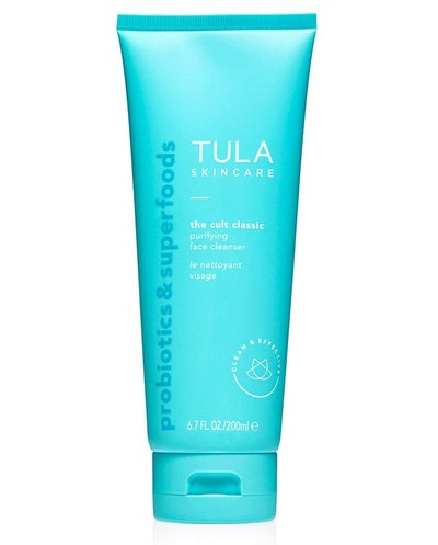 TULA Probiotic Skin Care The Cult Classic Purifying Face Cleanser