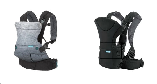 The CPSC has announced a recall affecting 14,000 Infantino baby carriers.