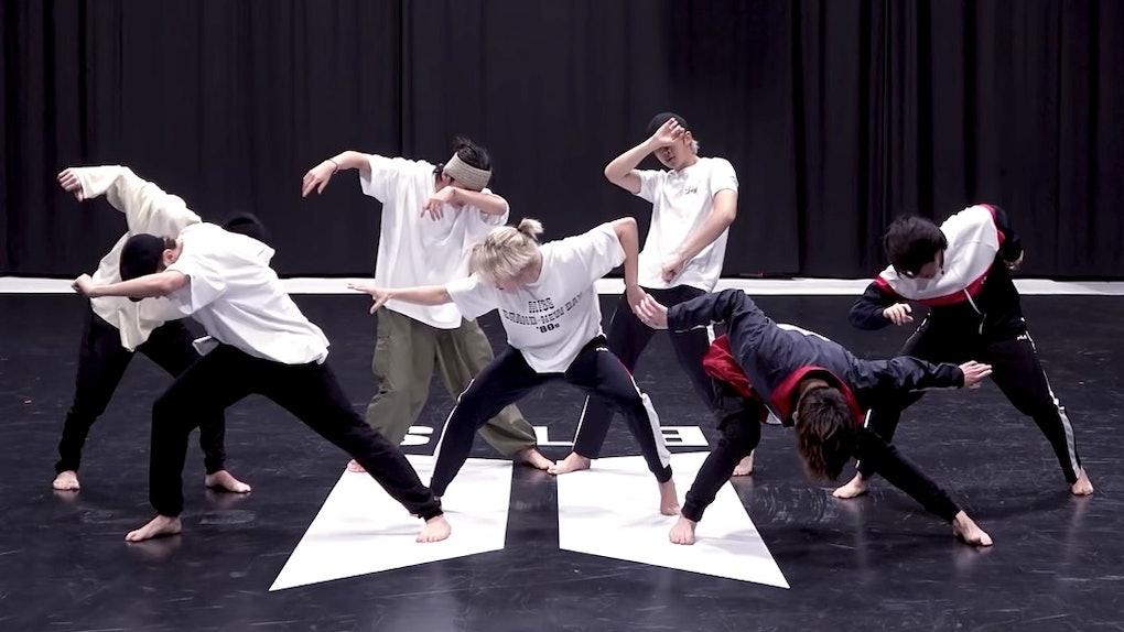 """BTS' """"Black Swan"""" Dance Practice Video"""