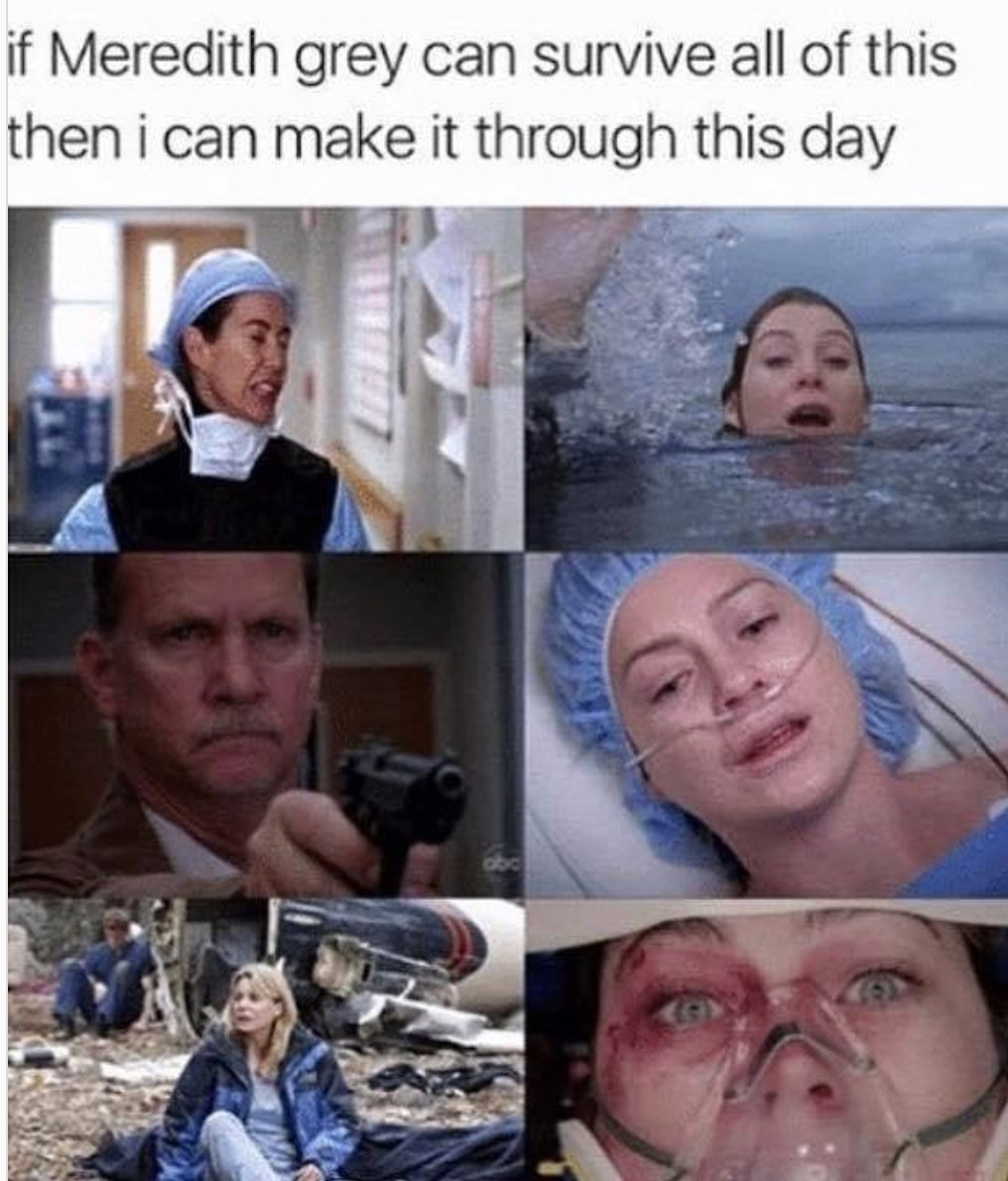 20 Funny Grey S Anatomy Memes To Help You Smile Through The Tears