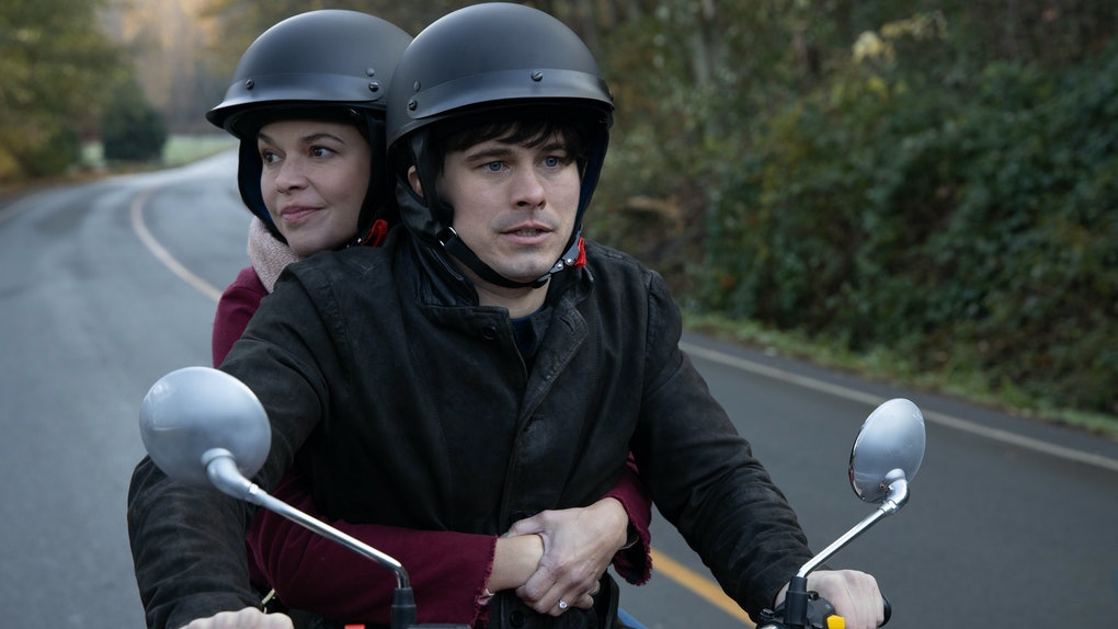 Jason Ritter and Sutton Foster on 'A Million Little Things'