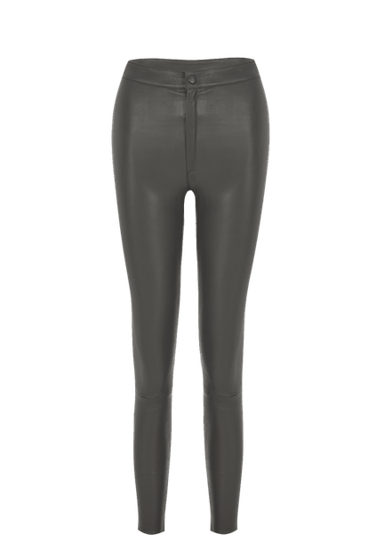 Jennifer Aniston S Leather Leggings Offer A More Laid Back Approach To Going Out Style