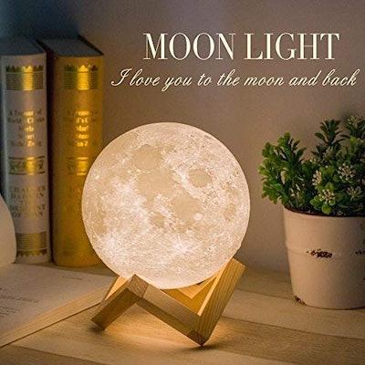 Mydethun Moon Lamp