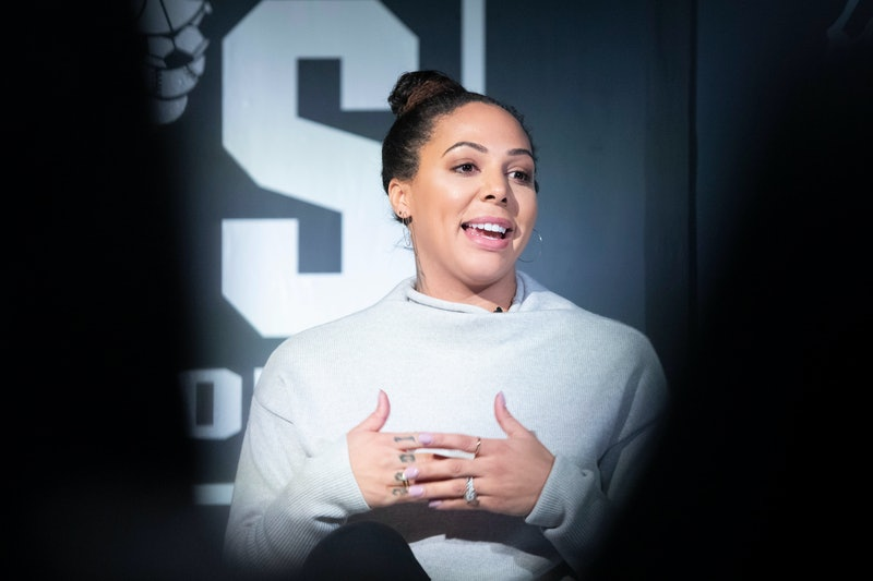 Sydney Leroux Shares Why Mothers In Professional Sports Need More Support
