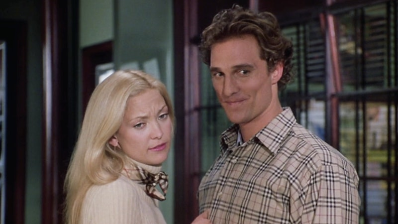 Kate Hudson Isn't Over The 'How To Lose A Guy In 10 Days' Love Fern