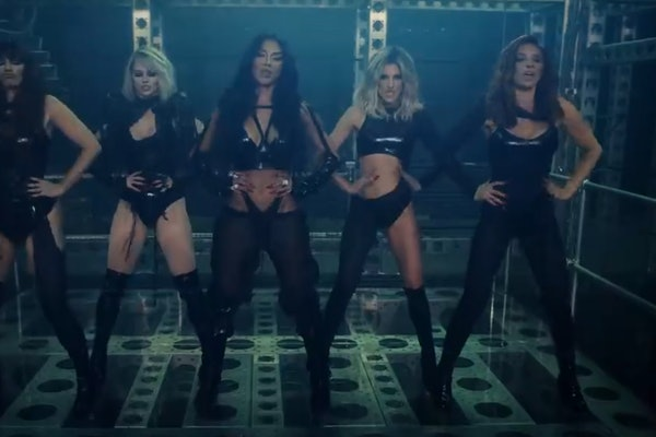 "Pussycat Dolls ""React"" Music Video Is here!"