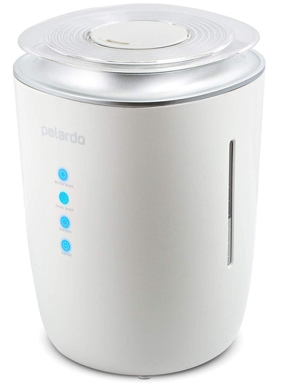 Polardo Cool & Warm Mist Ultrasonic Humidifier