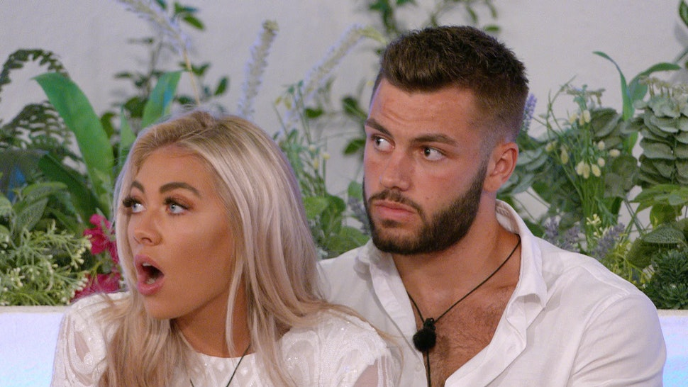 The best Twitter reactions to winter Love Island's explosive Casa Amor recoupling