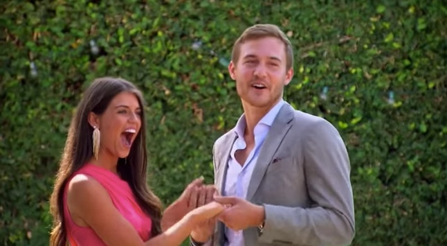 Madison & Peter's first one-on-one date on 'The Bachelor'