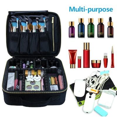 Chomeiu Professional Cosmetic Makeup Bag