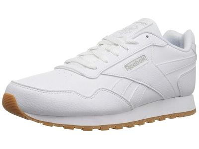 Reebok Womens Cl Harman Run Low Top Lace Up Running Sneaker