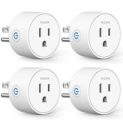 TECKIN Smart Plug (4-Pack)