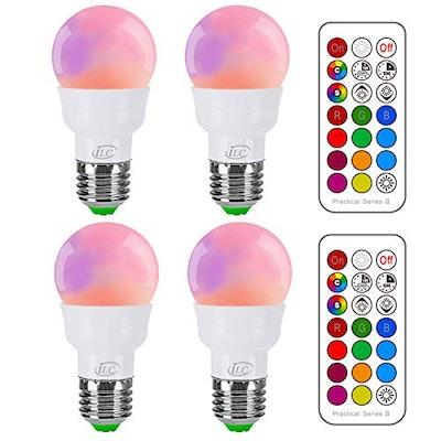 iLC RGB LED Light Bulb
