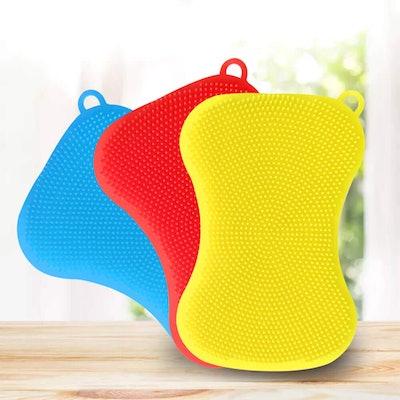Lubrima Silicone Dish Sponge