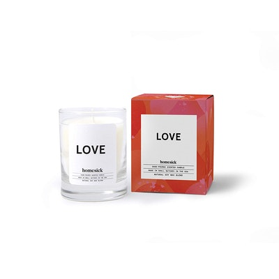 Homesick Love Mini Scented Candle