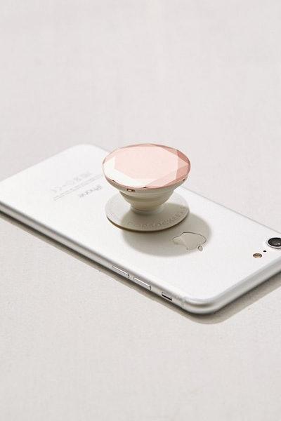 PopSockets Metallic Diamonds Phone Stand