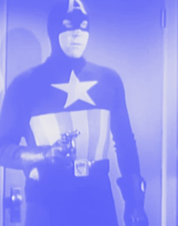 Marvel Movies Captain America 1944 Is A Bizarre Look At U S History