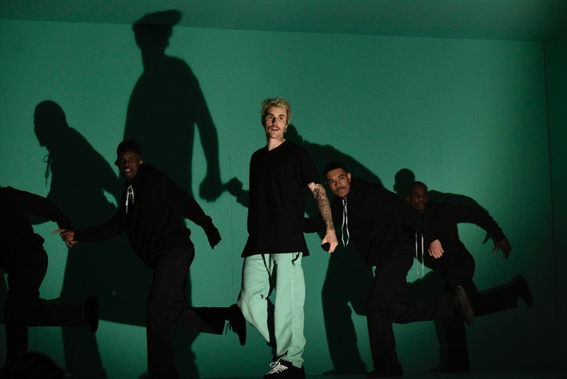 Justin Bieber premiered new songs on SNL.