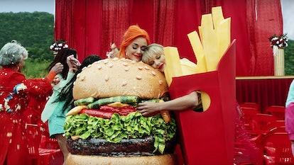 Katy Perry praised Taylor Swift's Miss Americana doc