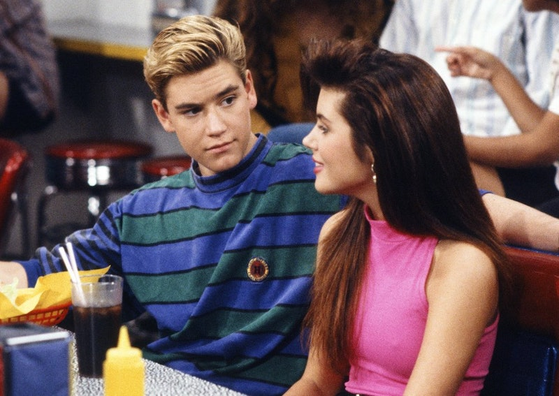 The 'Saved By The Bell' Reboot Will Reunite Zack & Kelly
