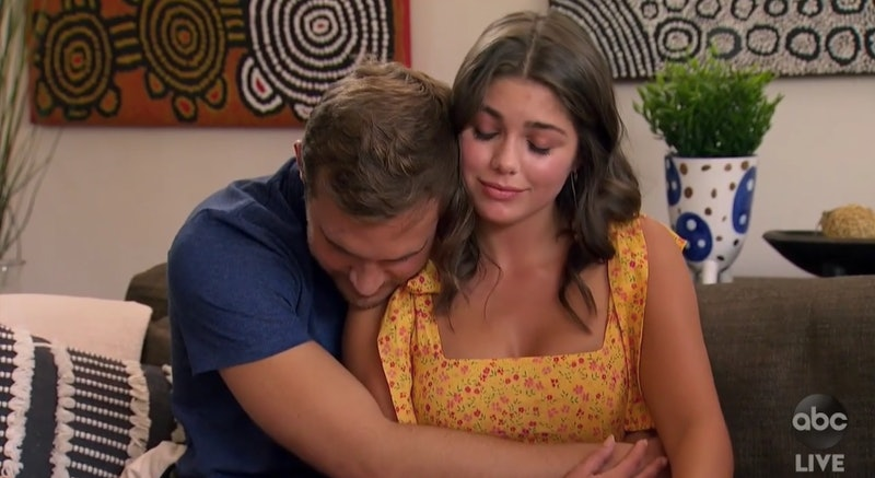 The Bachelor Finale Peter and Hannah Ann
